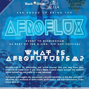 Music – Afrofuturisms selected by Latifah Stone and Juice Aleem