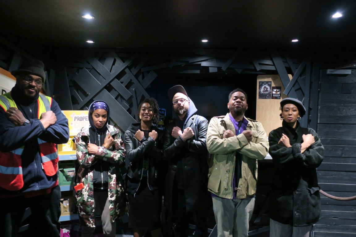 Black Panther screening March 2018
